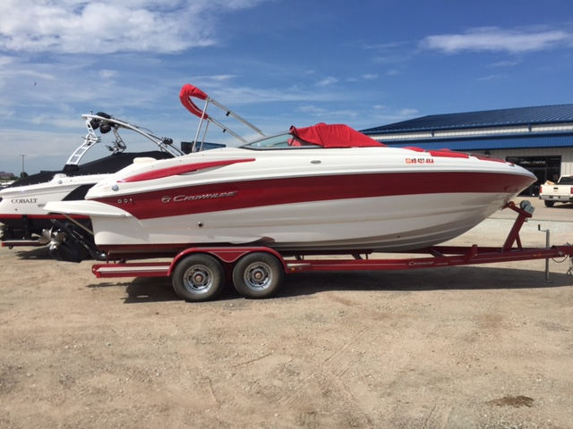 2011 Crownline 265 SS