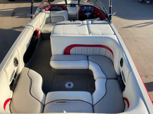 Top View of Boat
