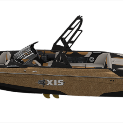 a black and white military boat